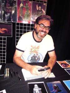 Thom Solo at Space Coast Comic Con