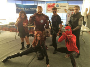 space coast comic con FLCA9