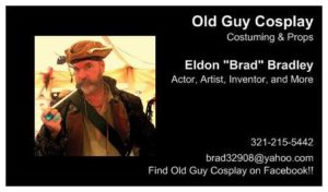 space coast comic con brad bradley3