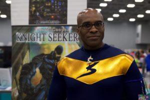 eric cooper at space coast comic con